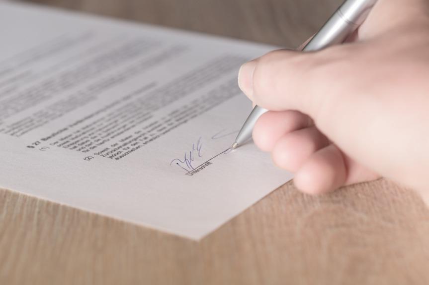 Tout savoir sur la signature d'un compromis devente